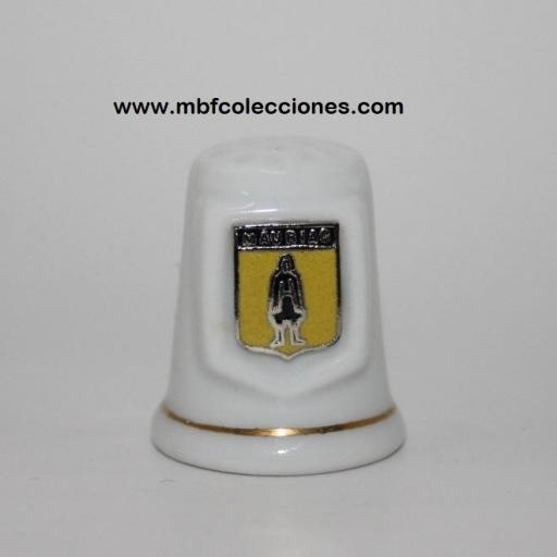 DEDAL MAURIAO RF. 03437