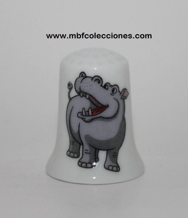 DEDAL HIPOPÓTAMOS   RF. 03547