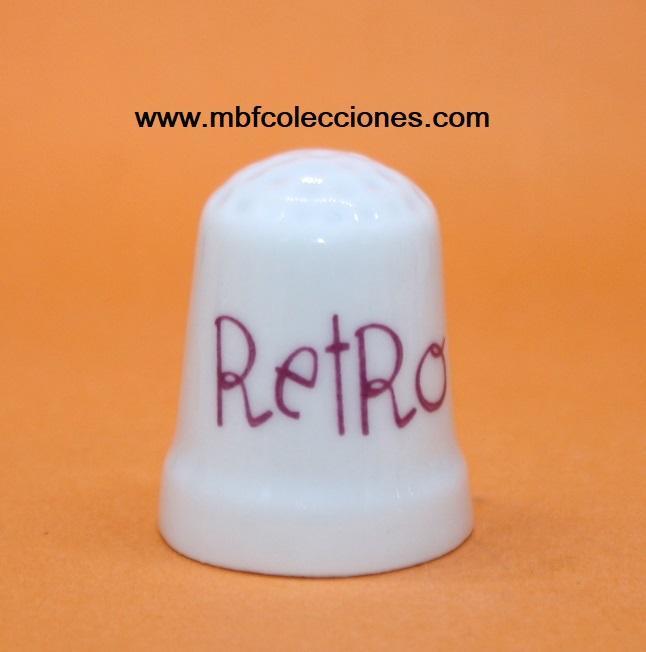 DEDAL RETRO  RF. 01308