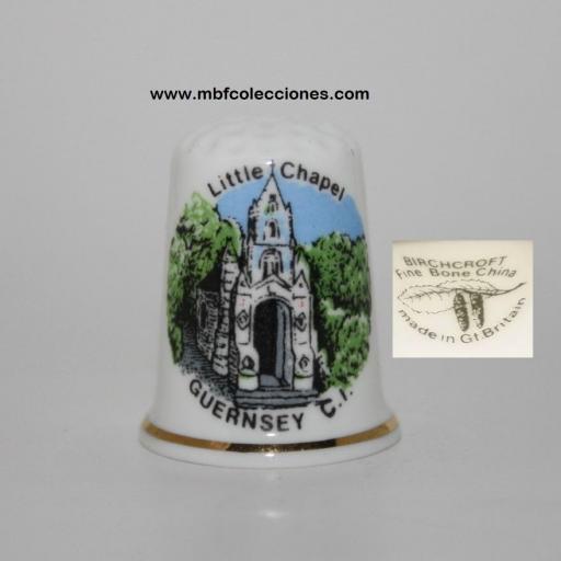 DEDAL LITTLE CHAPEL - GUERNSEY C.I.   RF. 03647