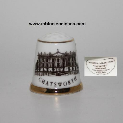 DEDAL CHATSWORTH - MUSEUM COLLECTION... RF. 03662