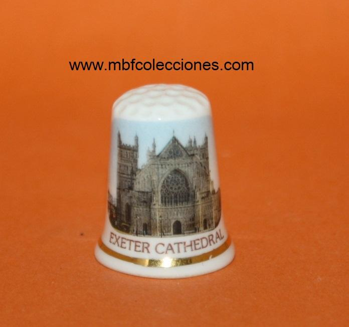 DEDAL EXETER CATHEDRAL  RF. 01372