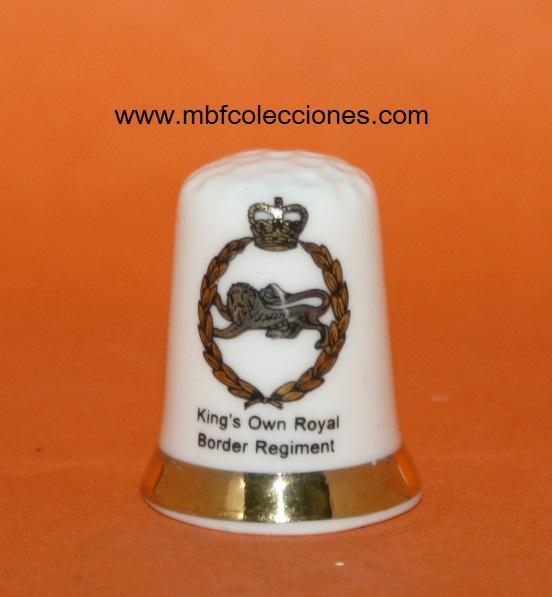 DEDAL KING'S OWN ROYAL RF. 01377