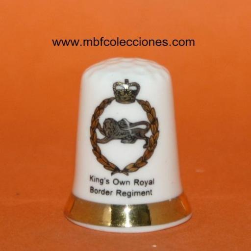 DEDAL KING'S OWN ROYAL RF. 01377 [0]