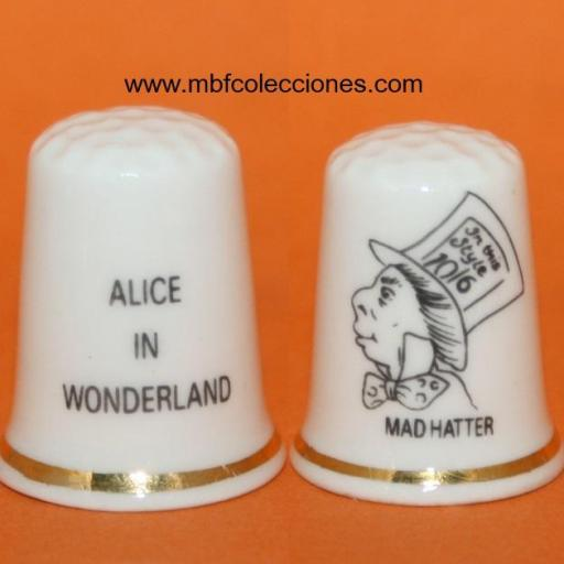 DEDAL ALICE IN WONDERLAND RF. 01382