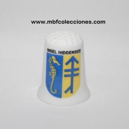 DEDAL INSEL HIDDENSEE RF. 03792