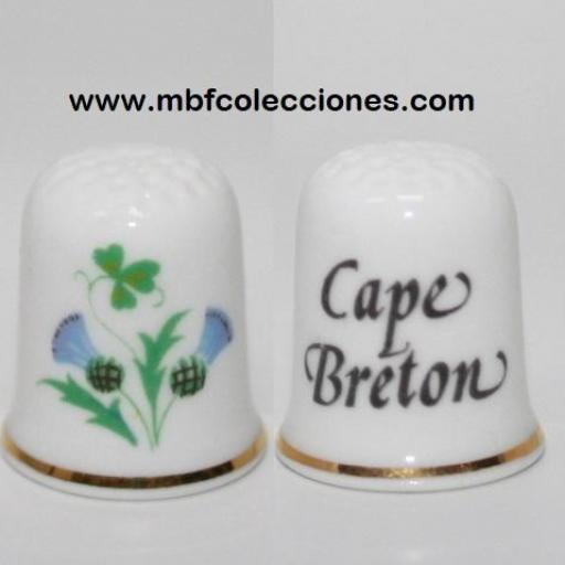 DEDAL CAPE BRETON RF. 03773