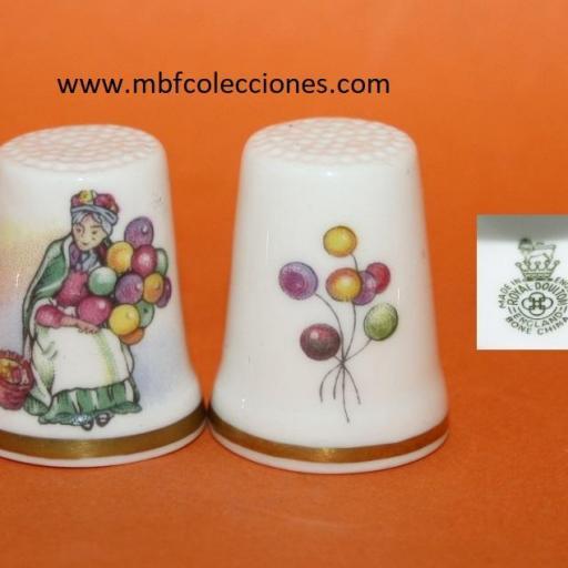 DEDAL VENDEDORA DE GLOBOS RF. 01410