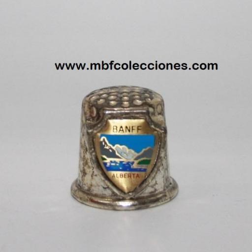 DEDAL BANFF - ALBERTA RF. 03879
