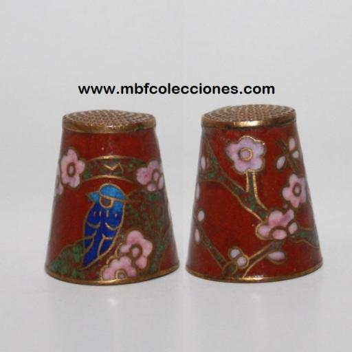 DEDAL CON AVE METÁLICO RF. 03904
