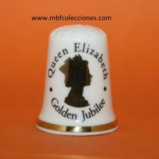 DEDAL QUEEN ELIZABETH RF. 01427