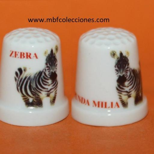 DEDAL ZEBRA - PUNDA MILIA RF. 01433