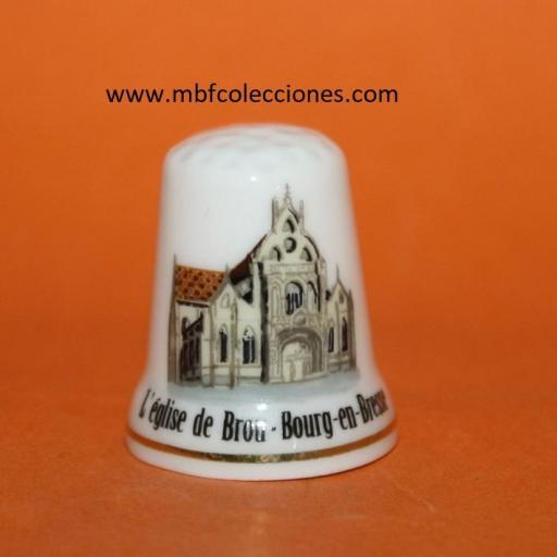 DEDAL L'ÉGLISE DE BROU-BOURG-EN-BRESSE RF. 01438