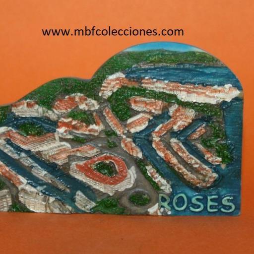 IMÁN ROSES RF. 01453