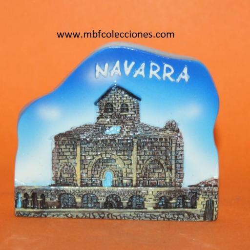 IMÁN NAVARRA RF. 01458