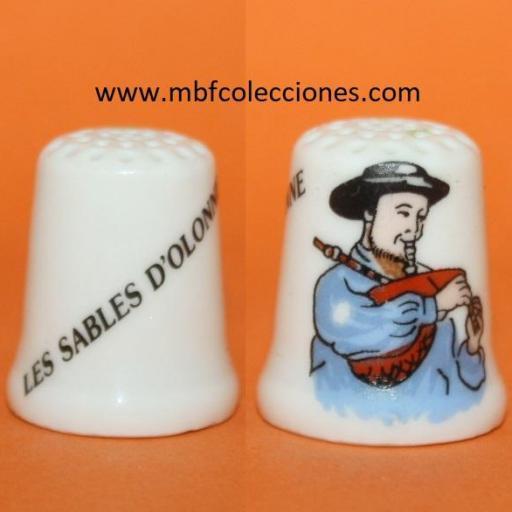 DEDAL LES SABLES D'OLONNE RF. 01473