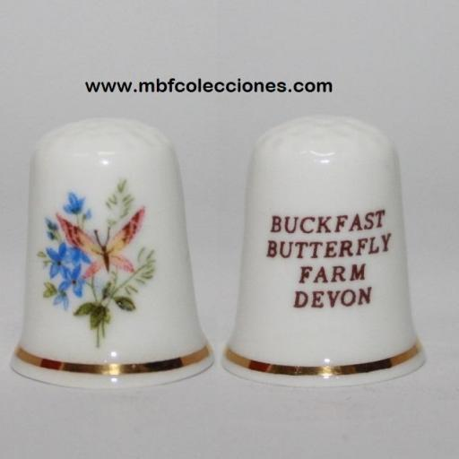 DEDAL BUCKFAST BUTTERFLY FARM DEVON RF. 04008
