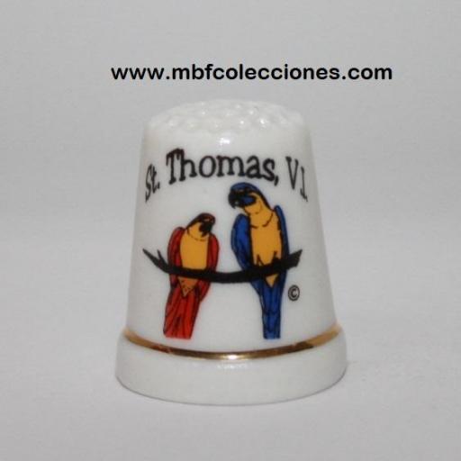 DEDAL ILSA DE  ST. THOMAS, VI  RF. 04034