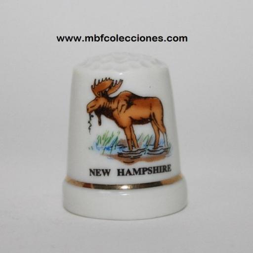 DEDAL NEW HAMPSHIRE RF. 04027