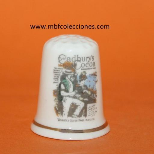 DEDAL CADBURY COCOA RF. 01487