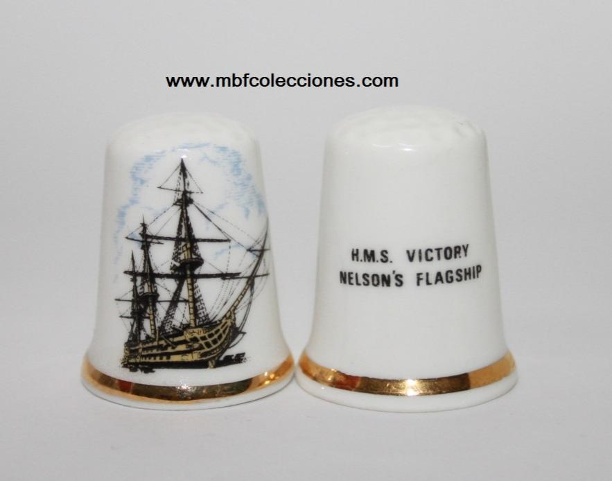DEDAL H.M.S. VICTORY NELSON´S FLAGSHIP RF. 04101