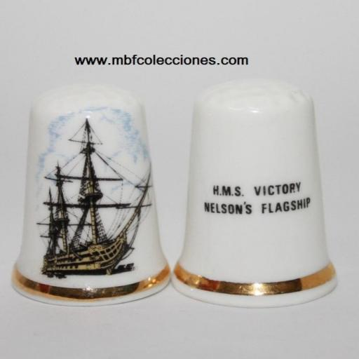 DEDAL H.M.S. VICTORY NELSON´S FLAGSHIP ​RF. 04101