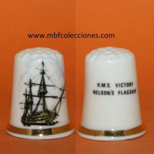 DEDAL H.M.S. VICTORY NELSON'S FLAGSHIP RF. 01494