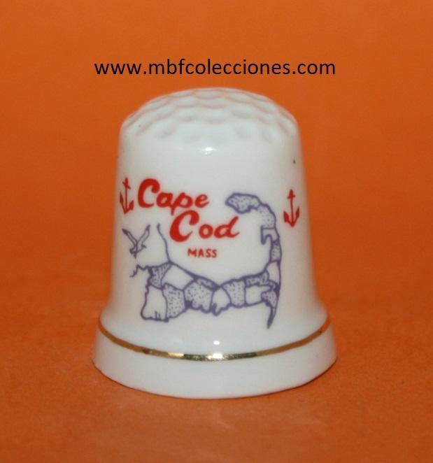 DEDAL CAPE COD MASS RF. 01503