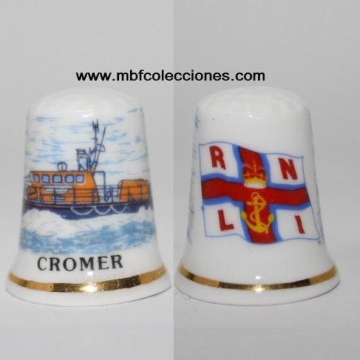 DEDAL CROMER  RF. 04182