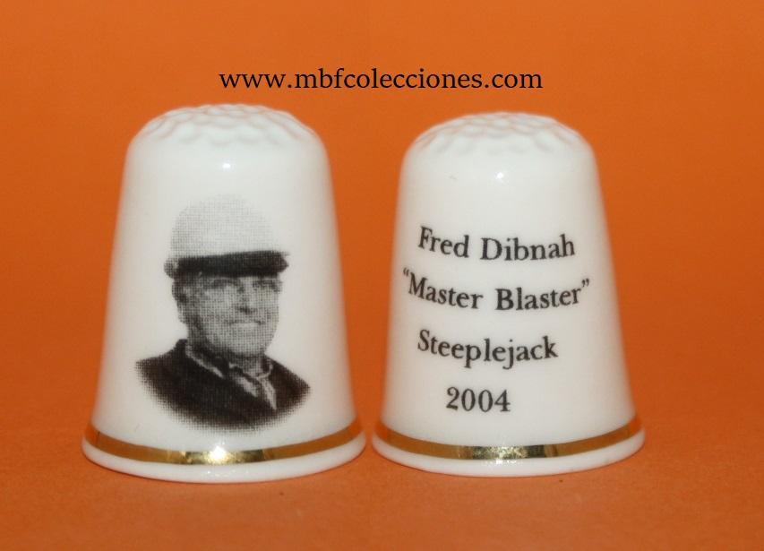DEDAL FRED DIBNAH RF. 01537