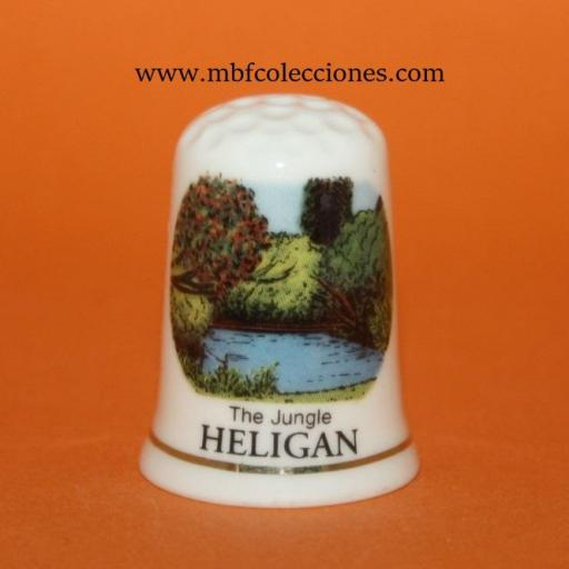DEDAL THE JUNGLE - HELIGAN RF. 01546