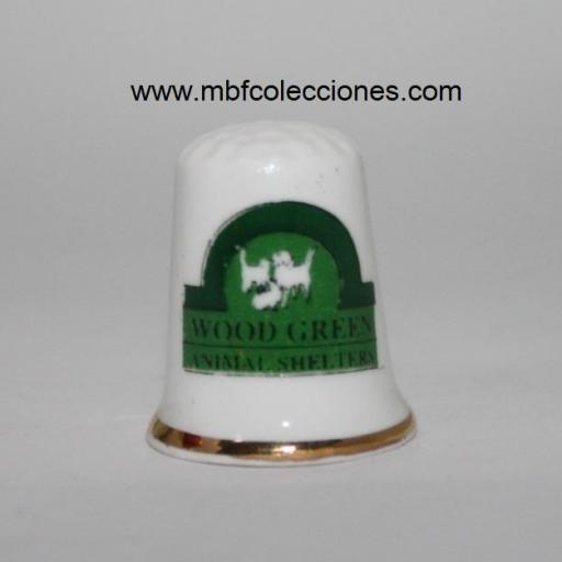 DEDAL WOOD GREEN ANIMAL SHELTERS RF. 04229