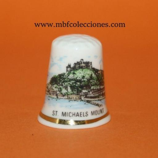 DEDAL ST. MICHAELS MOUNT RF. 01589