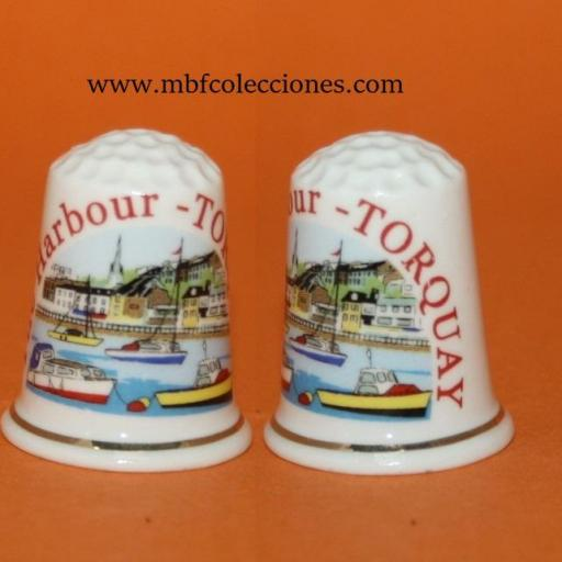 DEDAL THE HARBOUR - TORQUAY RF. 01588