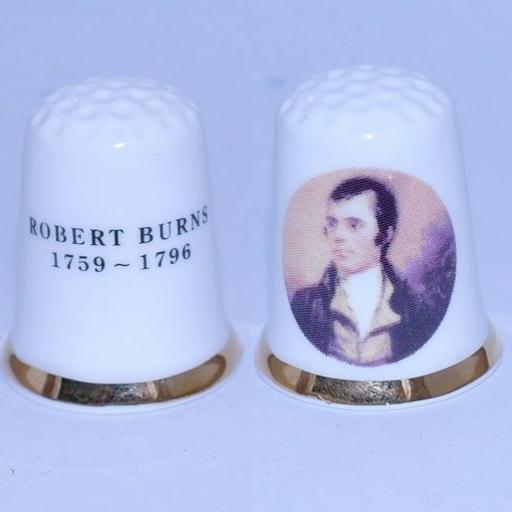 DEDAL ROBERT BURNS RF. 0431