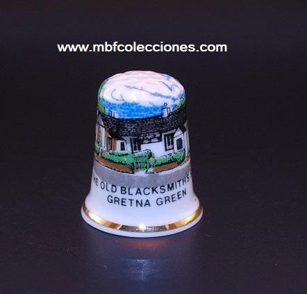 DEDAL THE OLD BLACKSMITHS SHOP... RF. 0693