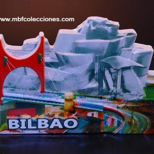 IMÁN BILBAO RF. 0689