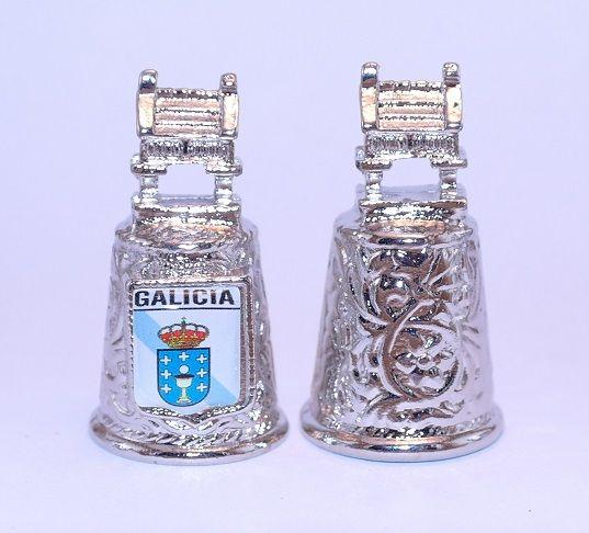 DEDAL HÓRREO GALICIA RF. 0459