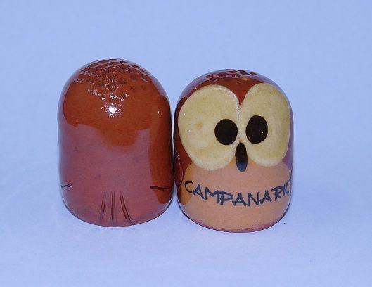 DEDAL BÚHO CAMPANARIO RF. 0472