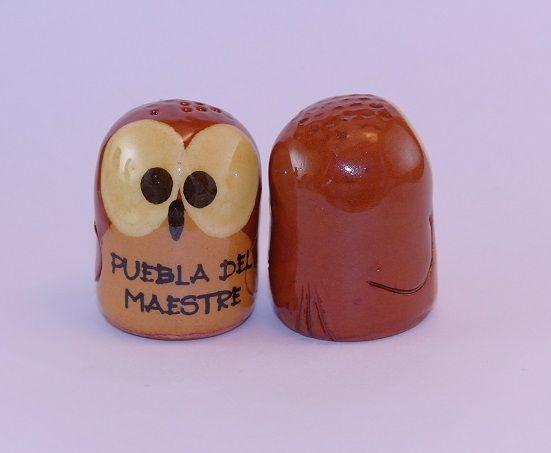 DEDAL BÚHO PUEBLA DEL MAESTRE RF. 0495
