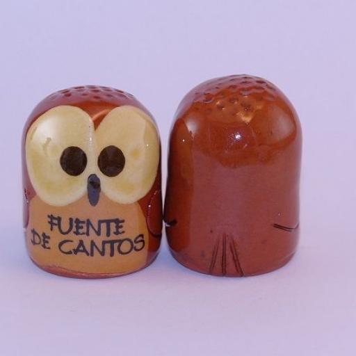 DEDAL BÚHO FUENTE DE CANTOS RF. 0491
