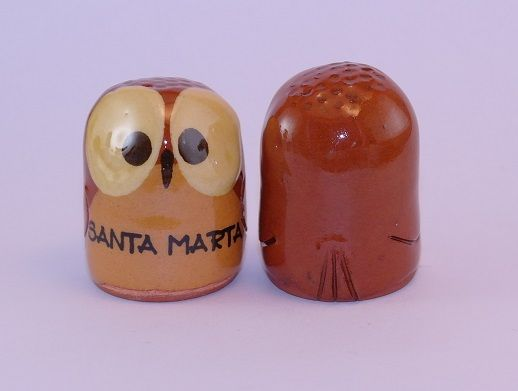 DEDAL BÚHO SANTA MARTA RF. 0485