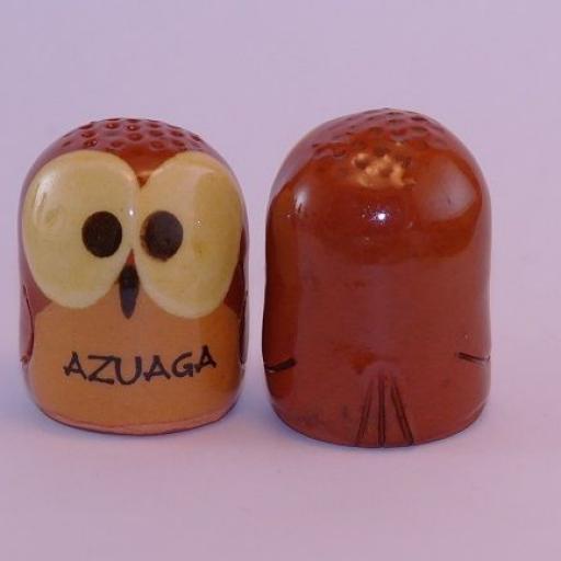 DEDAL BÚHO AZUAGA RF. 0478