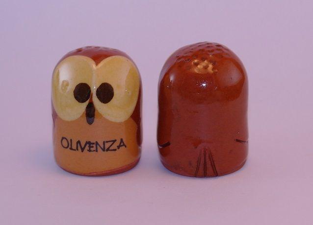 DEDAL BÚHO OLIVENZA RF. 0479