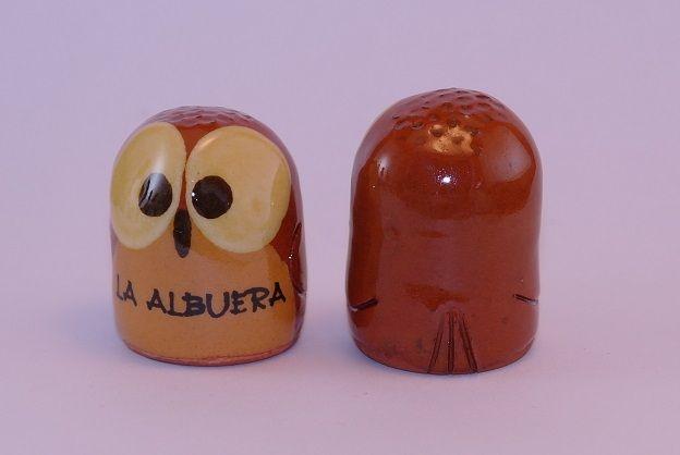 DEDAL BÚHO LA ALBUERA RF. 0480