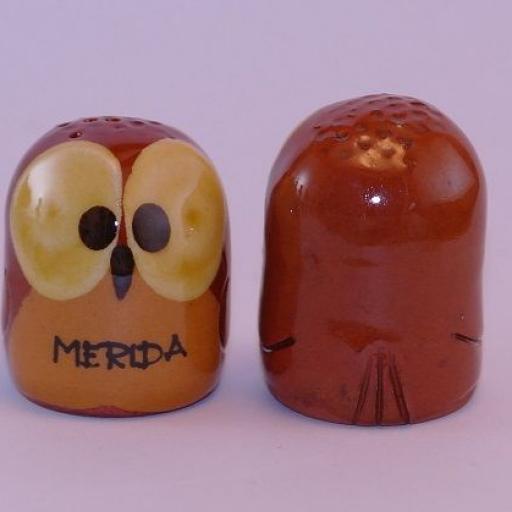 DEDAL BÚHO MERIDA RF. 0481