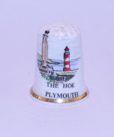 DEDAL THE HOE PLYMOUTH RF. 0498