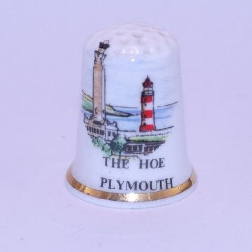 DEDAL THE HOE PLYMOUTH RF. 0498 [0]