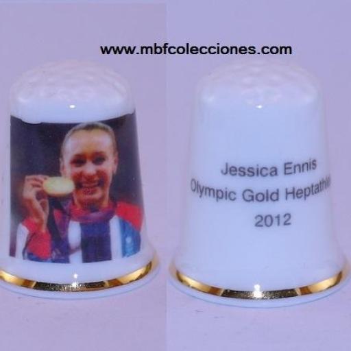 DEDAL JESSICA ENNIS RF. 0718