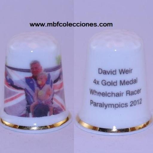 DEDAL DAVID WEIR RF. 0722